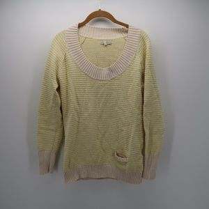 Old Navy Pocket Long Sleeve Knit Pullover Sweater
